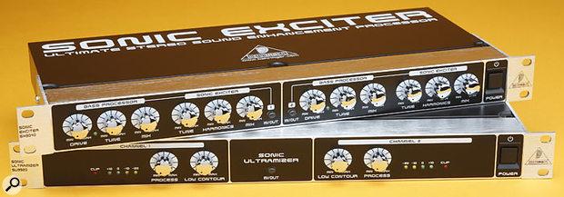 Behringer SX3040 & SU9920