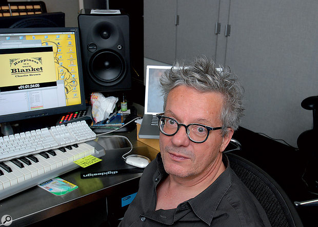 Mark Mothersbaugh.
