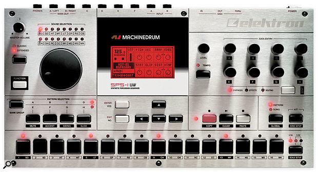 Elektron Machinedrum SPS1-UW
