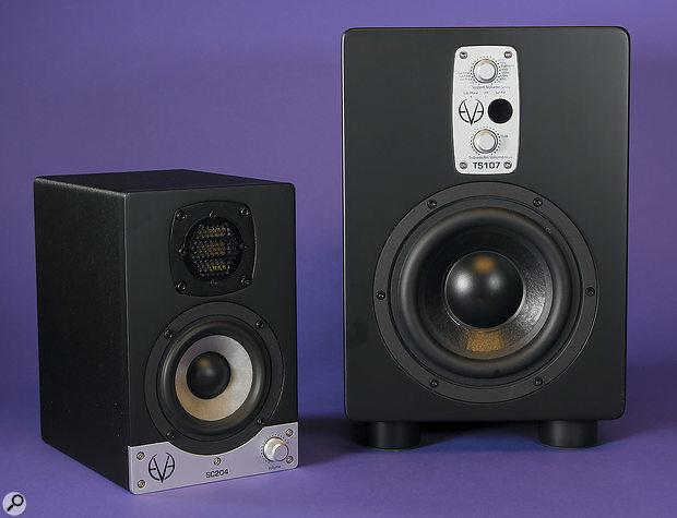 Eve Audio SC204 & TS107