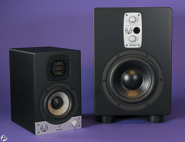 Eve Audio SC204 & TS107