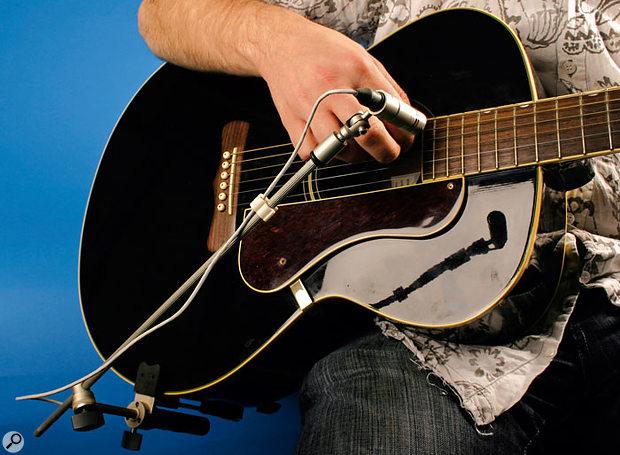 Guitar Technology: SE Electronics GM10