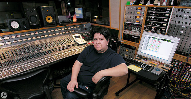 Secrets Of The Mix Engineers: Robert Carranza