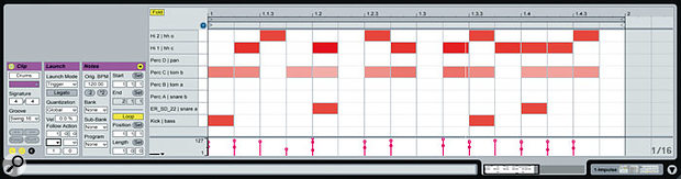 Creative Clip Launching In Ableton Live