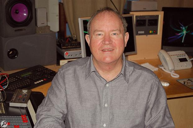 Paddy Kingsland, today.