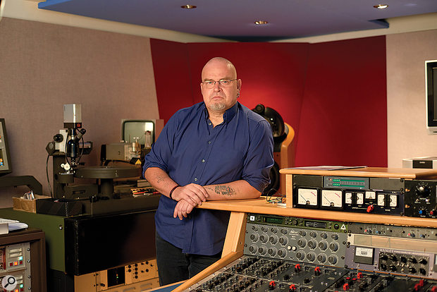 Sean Magee has been an Abbey Road mastering engineer for almost 20 years, and won a Grammy for his work on the Beatles remasters in 2009.