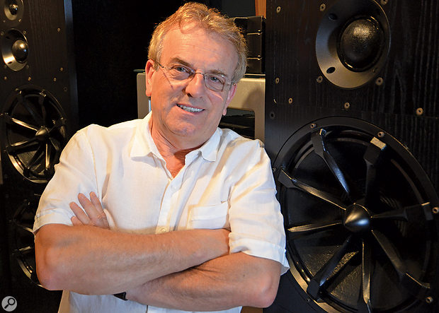 Vlado Meller is one of the world's most in-demand mastering engineers, with a credit list that runs from Celine Dion to Metallica.