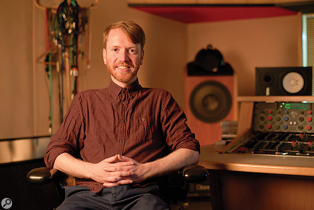 Christian Wright joined the Abbey Road staff at the age of 19 and has worked his way up to his current position as one of their most sought-after mastering engineers.