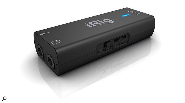 The iRig HD 2.