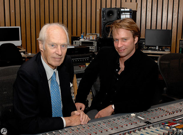 George & Giles Martin: Remixing The Beatles