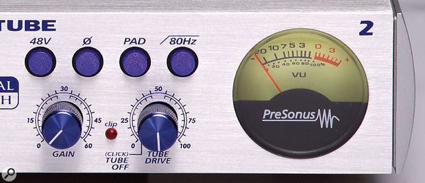 PreSonus Blue Tube DP