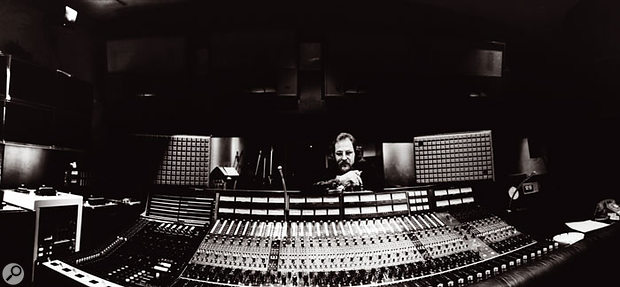 When Jimi Hendrix decided to build his own Electric Lady studio in New York, Eddie Kramer designed it and became the first head of engineering there.
