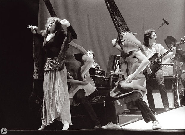 Kate Bush's only major concert tour took place in 1979, and included this performance in Copenhagen.