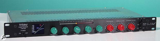 Dave Hill Designs Titan compressor-limiter.