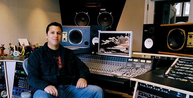 Producing Eminem & Fiona Apple