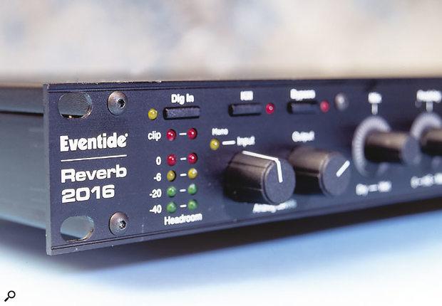 Eventide Reverb 2016