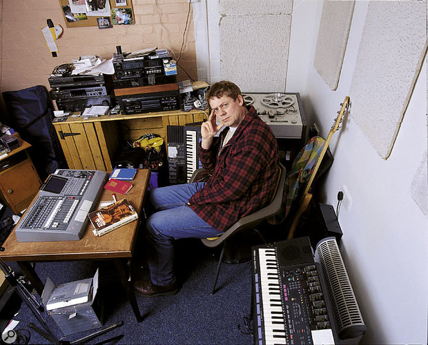 Graham Fellows (aka John Shuttleworth)