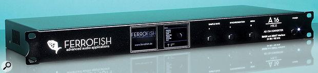 Ferrofish A16 Ultra MkII