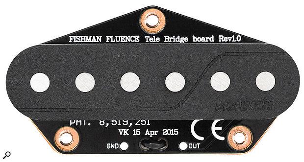 Greg Koch Gristel-Tone Tele bridge pickup.