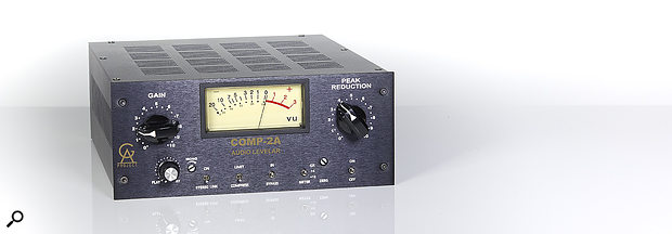 Golden Age Project Comp-2A Audio Levelar