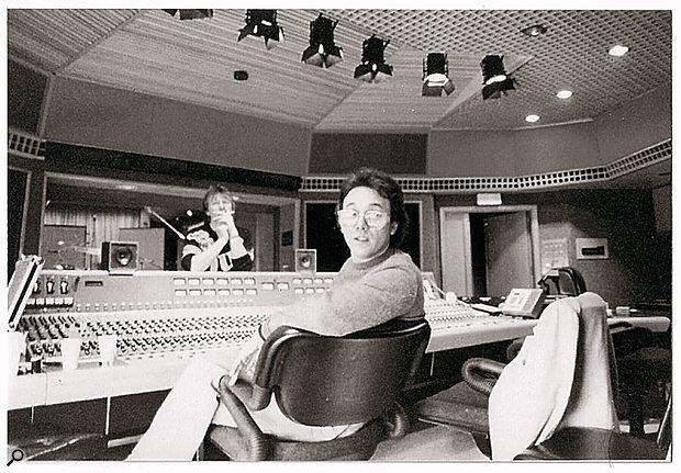 Trevor Horn, taken in the early 1980s.