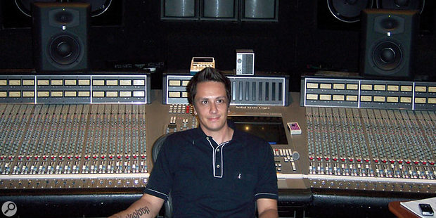 Secrets Of The Mix Engineers: Jason Goldstein