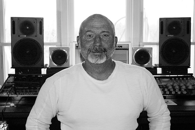 Tim Latham mixed the entire album, again in a very short time!
