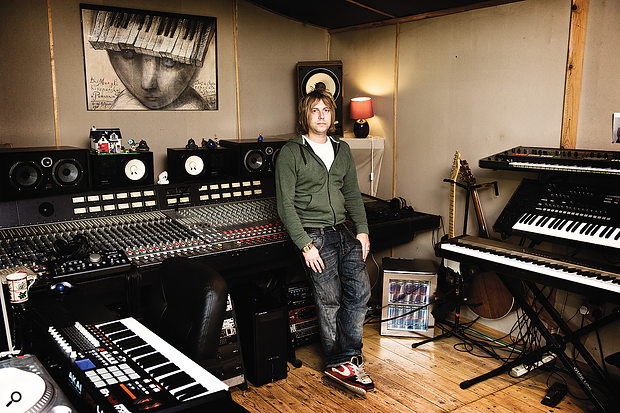 Sticky Studios is based around an old DDA console, and Jake Gosling's preferred monitors are JBLs of even older vintage.