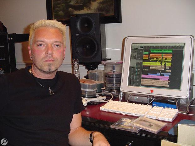 John Fryer engineer/producer.
