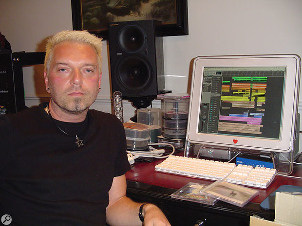 John Fryer engineer/producer.