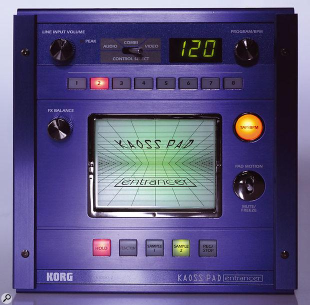 Korg KPE1 Kaoss Pad Entrancer