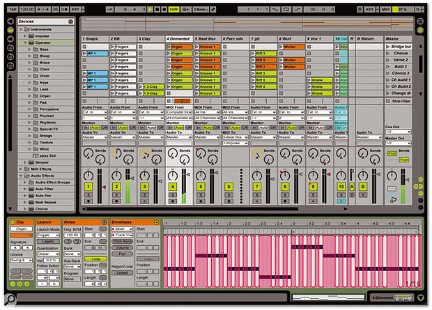 Streamlining Your Workflow In Ableton Live