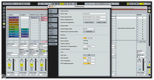 Integrating MIDI Hardware with Ableton Live
