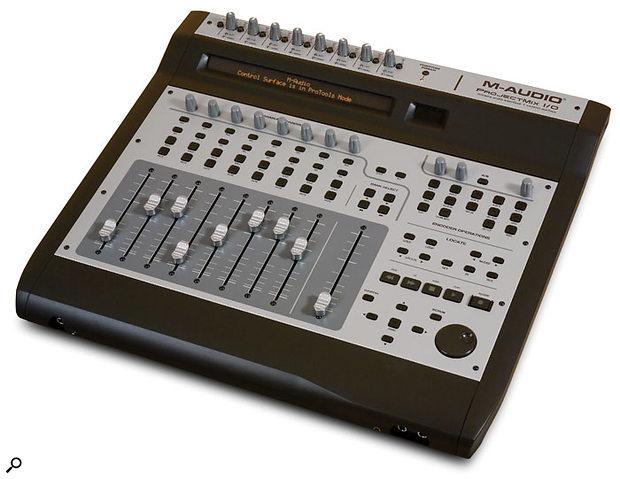 M Audio Project Mix I/O