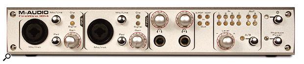 M‑Audio Firewire 1814
