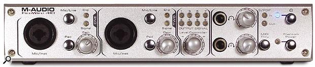 M‑Audio Firewire 410