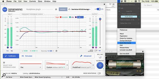 MenuBUSAU Plug-in Host for Mac OS