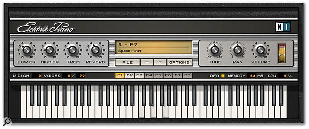 Native Instruments Elektrik Piano