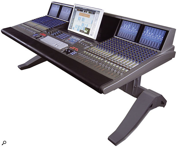 """Why use an Icon when you can have the real thing?"" asks Euphonix's advertising literature. Certainly the company hope their high-end control surface offering, System 5 MC, paired with Nuendo will provide a competitive alternative to Digidesign's Pro Tools HD-based console workstations."
