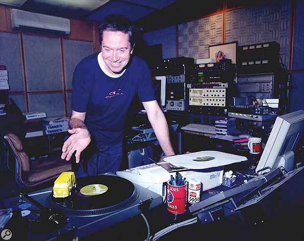 John Dent of Loud Mastering, part of the Mastering World service.
