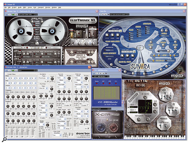 With sometimes stunning graphics and a huge range of possibilities, these are a few of my favourite stand-alone freeware VST plug-ins and instruments created using Jeff Mclintock's excellent SynthEdit.
