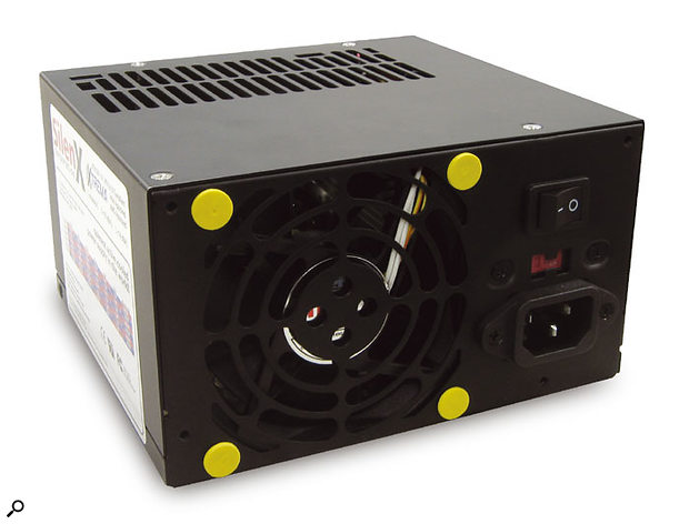 Power supplies may not qualify as sexy, but the models in the SilenX range are claimed to be the quietest active (fan-cooled) models on the planet.