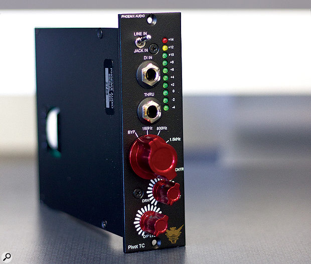 Phoenix Audio Pivot Tone Channel