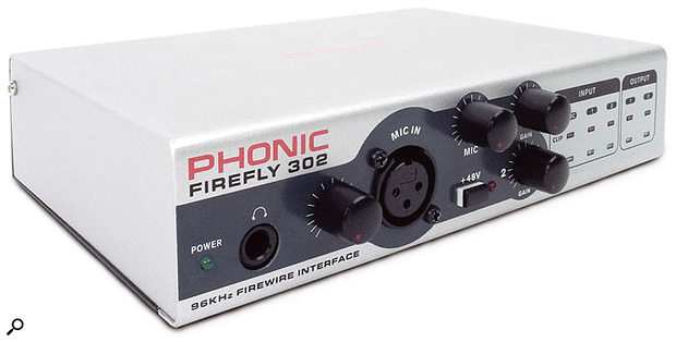 Phonic Firefly 302