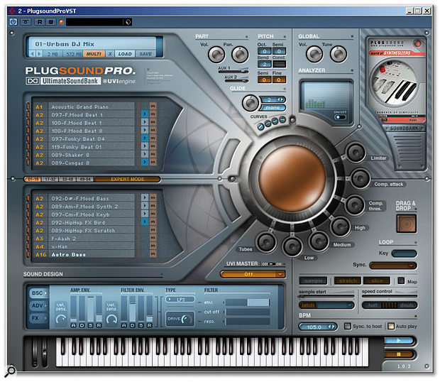 Ultimate Sound Bank Plug Sound Pro