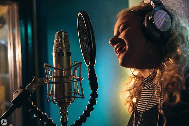 Pop Audio Pop Filter Studio Edition