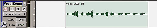 Using Pro Tools' Keyboard Commands Focus