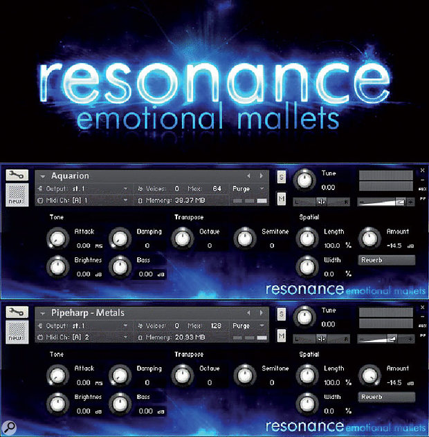 Impact Soundworks Resonance: Emotional Mallets.