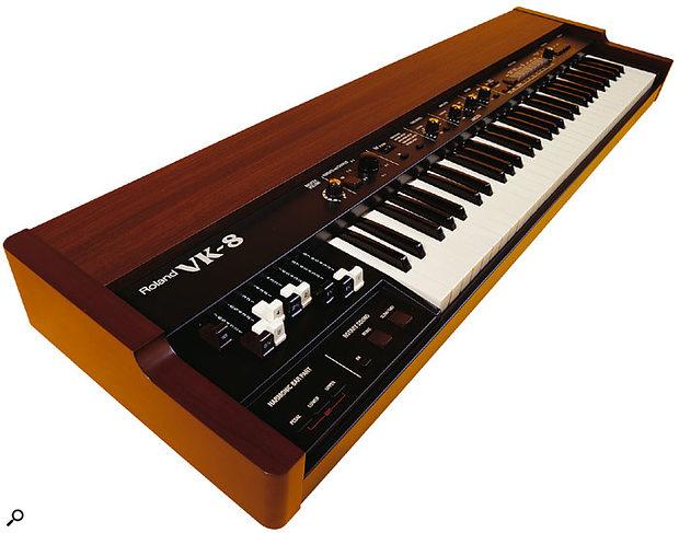 2002's ill-starred VK8 tonewheel organ emulation.