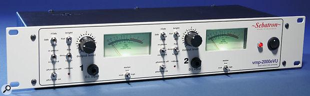 Sebatron VMP 2000eVU